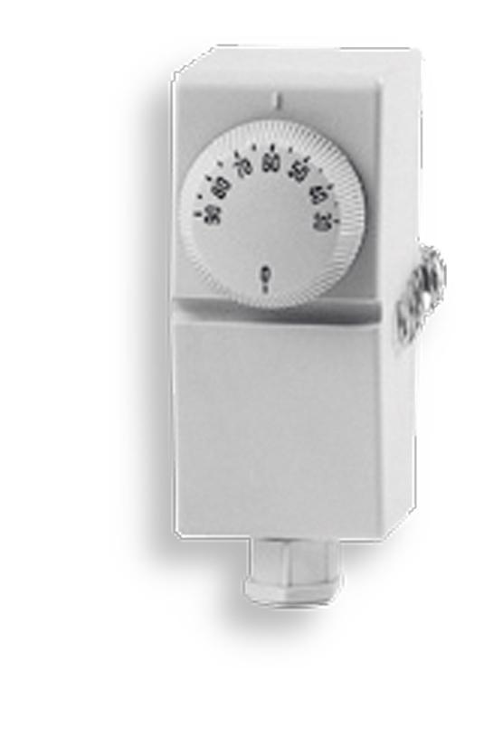 NOVASERVIS Termostat příložný TU SC 30-90 (TP010)