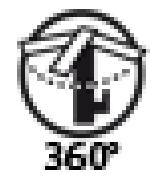TRES - Jednopáková dřezová kuchyňská baterie (20044002VE), fotografie 4/5