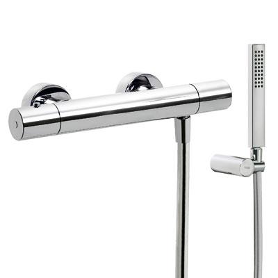 TRES Termostatická sprchová baterie CLASS (Ruční sprcha s nastavitelným držákem (299.631.08), p (205164019)