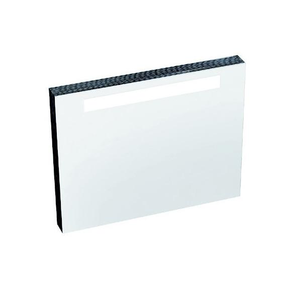 RAVAK Zrcadlo s osvětlením š. 80cm, č.432 korpus espresso CLASSIC 800 (X000000432) (MK27215)