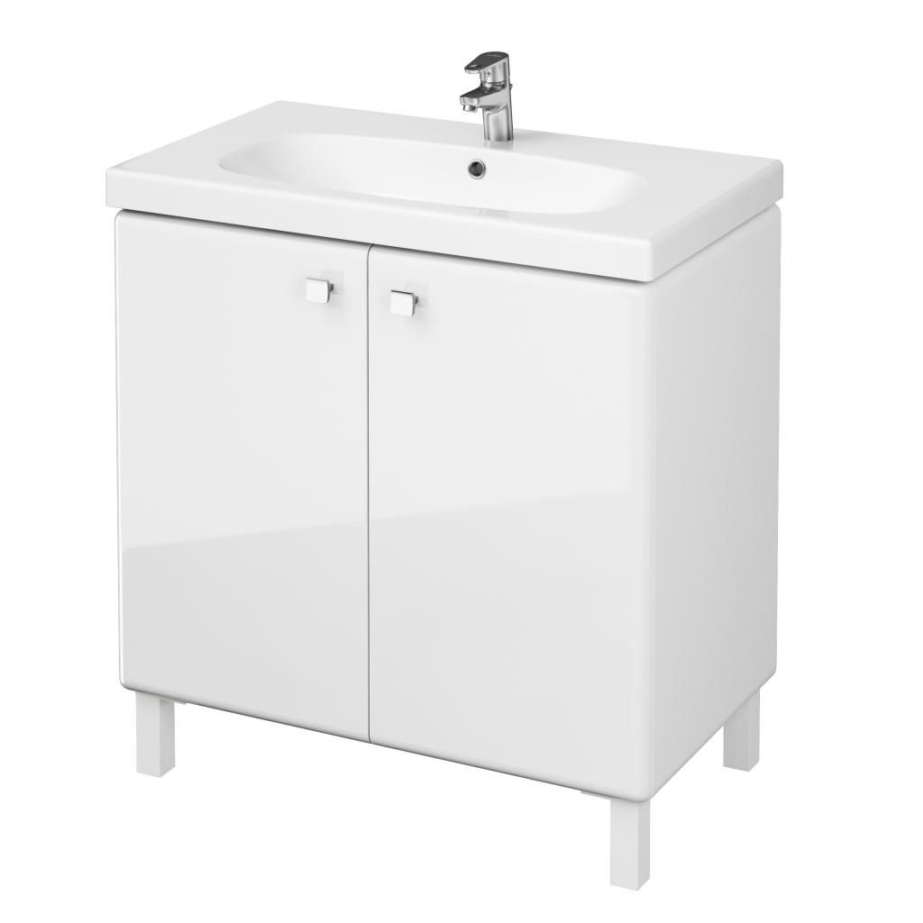 CERSANIT Skříňka IBU pod umyvadlo FARE/COMO/NATURE 80, bílá (S917-003)