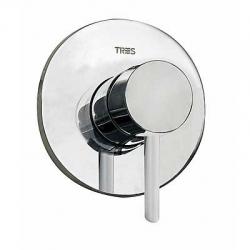 TRES - Vestavěná jednopáková baterie (jednocestná) včetně podomítkového tělesa (20317701)