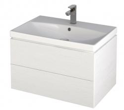 CERSANIT - Skříňka pod umyvadlo CITY/COMO 70, bílá (S584-008)