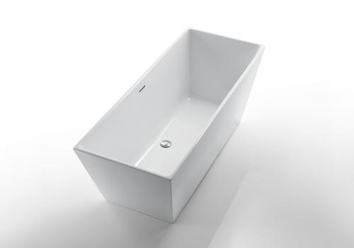 Kreiner LONDON vana volně stojící 175 x 75 cm 5003336 bílá (K5003336)