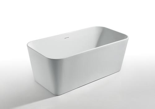 Kreiner POOL vana volně stojící 160 x 80 cm 5003339 bílá (K5003339)