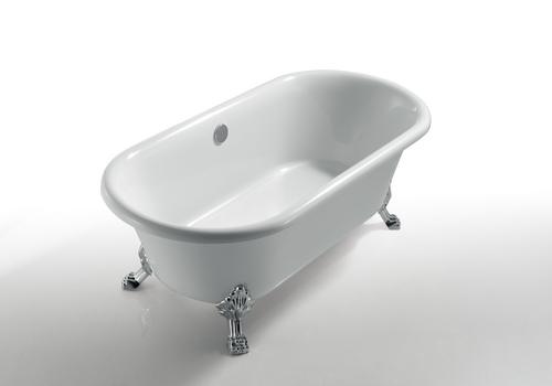 Kreiner MADRID vana volně stojící 152,2 x 75,5 cm 5003342 bílá (K5003342)
