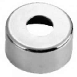 TRES - Kulatá kovová rozeta vnější rozměry O88, vnitřní rozměry O32, výška 45mm (913474430)