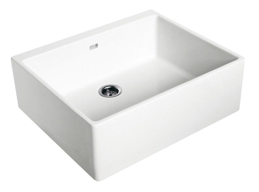 KOLO Nova Pro dřez keramický 60x50x20 (vnitřní rozměr 55x43x18) (5210000)
