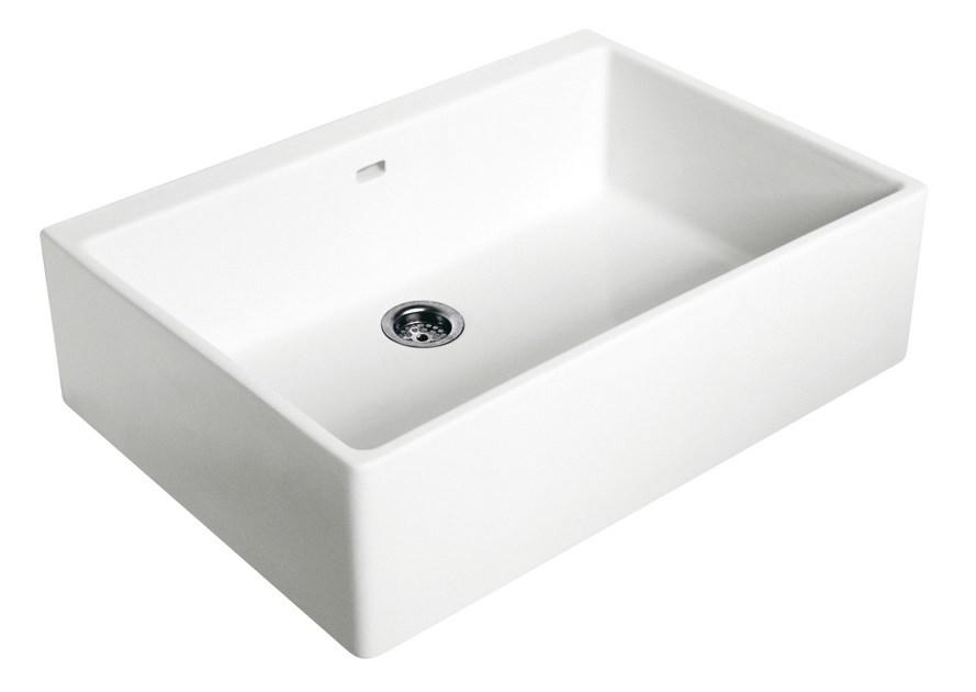 KOLO Nova Pro dřez keramický 70x50x20 (vnitřní rozměr 65x43x18) (5230000)