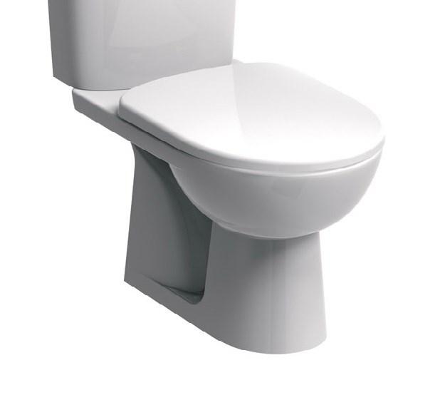 KOLO Nova Pro oválná WCmísa ke kombi, odpad svislý (M33201000)