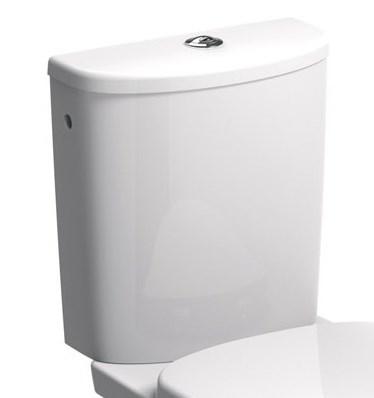 KOLO Nova Pro oválná WCnádrž ke kombi kompletní 3/6L (M34010000)