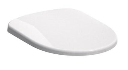 KOLO Nova Pro oválné WCsedátko, kov klouby, instalace zdola (M30111000)