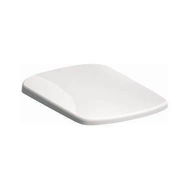 KOLO Nova Pro pravoúhlé WCsedátko s pomalým sklápěním Click2clean, snadno odnímatelné (M30118000)