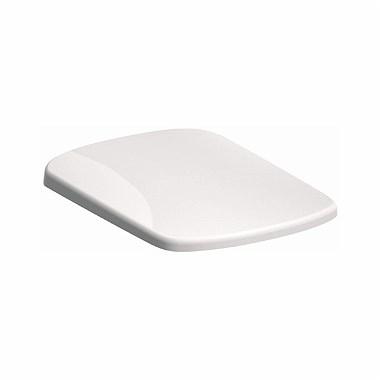 KOLO - Nova Pro pravoúhlé WCsedátko s pomalým sklápěním Click2clean, snadno odnímatelné (M30118000)