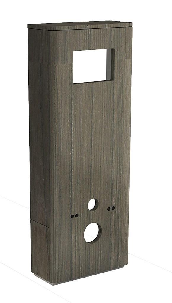 KOLO Nova Pro předstěnový kryt, šedá jilm (88443000)
