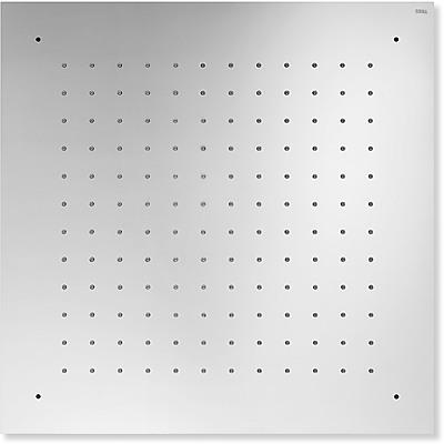 Stropní sprchové kropítko systém proti usaz. vod. kamene 500x500 mm. (134951)