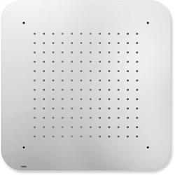 TRES - Stropní sprchové kropítko z nerez. oceli, proti usaz. vod. kamenesystém proti usaz. vod. kamene 420x420mm. (29951607)