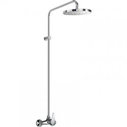TRES - Zahradní nebo bazénová sprcha jednopáková baterie na studenou a teplou vodu (07099501)