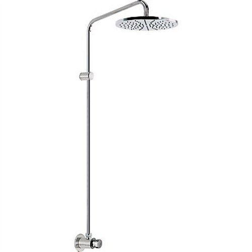 TRES Zahradní nebo bazénová sprcha s časovým vypínačem pro jednu vodu (01299601)