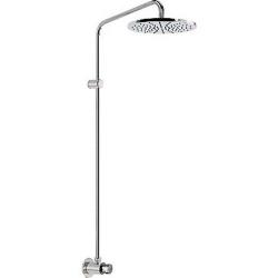 TRES - Zahradní nebo bazénová sprchas časovým vypínačem pro jednu vodu (01299601)