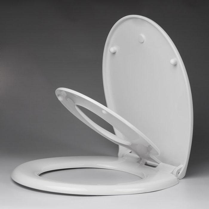 WC sedátko s integrovaným dětským sedátkem
