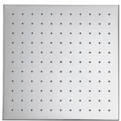 TRES - Sprchové kropítko se systémem proti usaz. vod. kamenes kloubem. Materiál Mosaz 300x300mm (13413830)