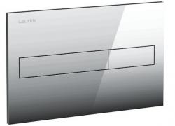 Splachovací tlačítko AW1, Dual Flush - lesklý chrom plast (Splachovací tlačítko AW1, Dual Flush - lesklý chrom plast (H8956610040001)) - Laufen