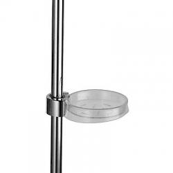 TRES - Mýdlenka LUXUS pro tyč O25mm (9134735)