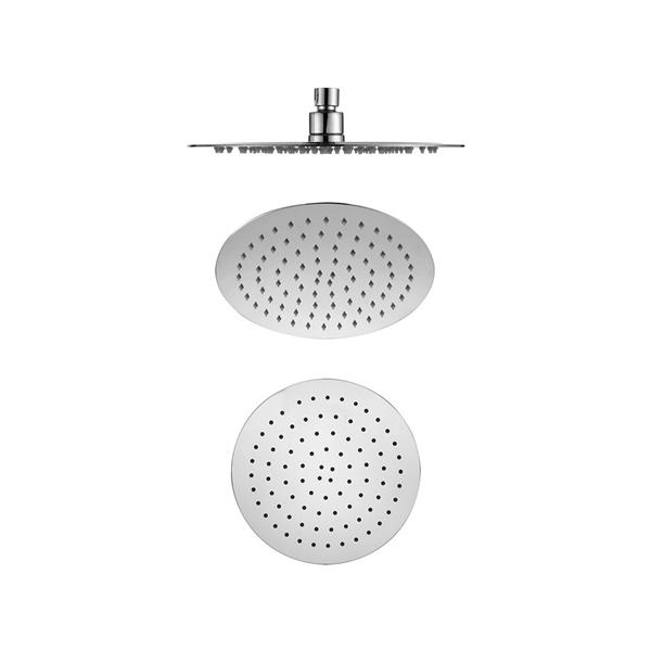 Kreiner PREMIUM hlavová sprcha kruhová 250mm O, ušlechtilá ocel chromovaná s vysokým leskem (K5402145)