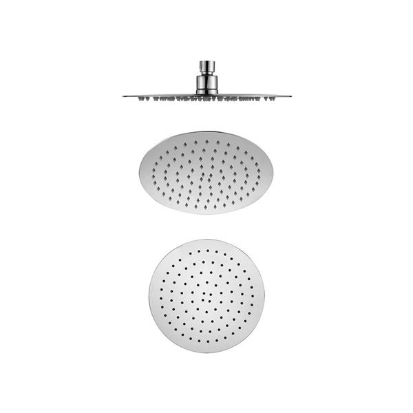 Kreiner PREMIUM hlavová sprcha kruhová 400mm O, ušlechtilá ocel chromovaná s vysokým leskem (K5402148)