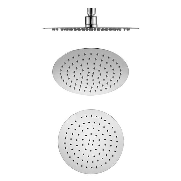 Kreiner PREMIUM hlavová sprcha kruhová 250mm O, ušlechtilá ocel chromovaná s vysokým leskem (K5402150)