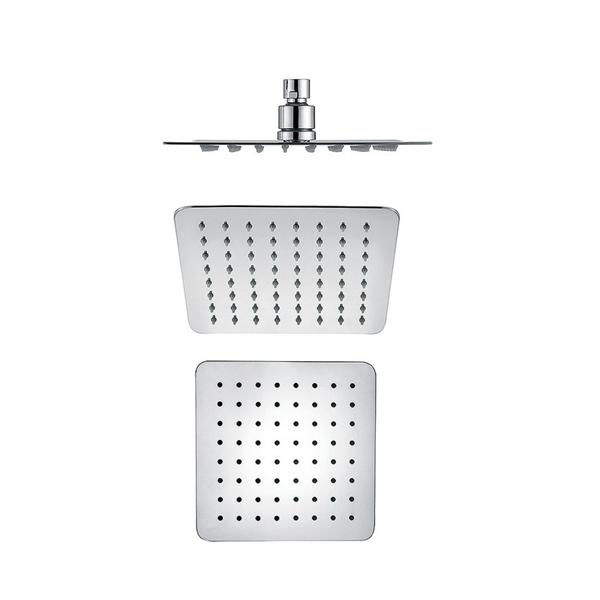 Kreiner PREMIUM hlavová sprcha čtvercová 250x250mm, ušlechtilá ocel chromovaná s vysokým leskem (K5402152)