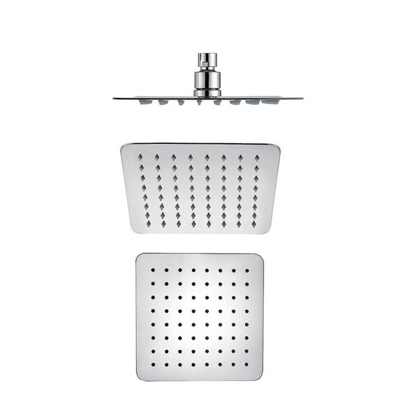 Kreiner PREMIUM hlavová sprcha čtvercová 400x400mm, ušlechtilá ocel chromovaná s vysokým leskem (K5402155)