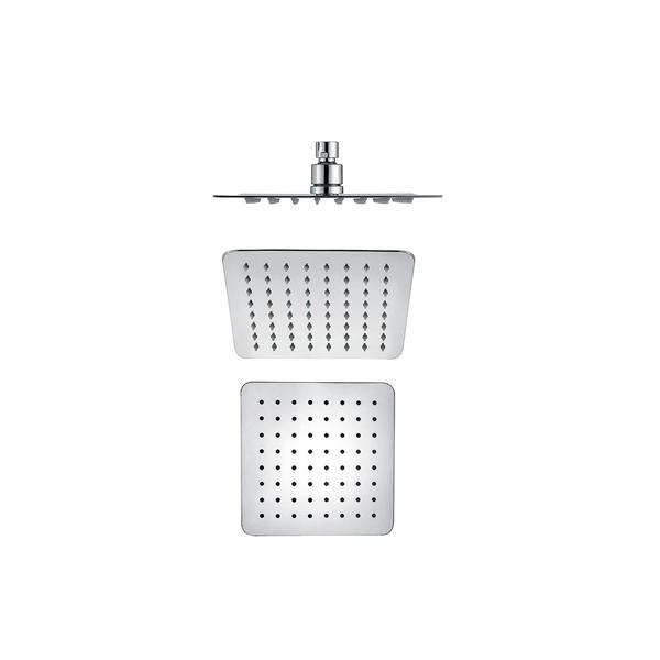 Kreiner PREMIUM hlavová sprcha čtvercová 500x500mm, ušlechtilá ocel chromovaná s vysokým leskem (K5402156)
