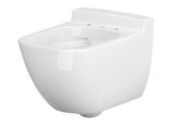 Závěsné WC Caspia NEW CLEAN bez sedátka náhrada za K100-383 (K11-0233) - CERSANIT, fotografie 2/6