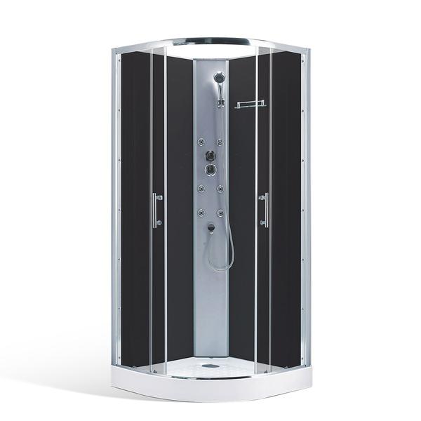 Roltechnik - Hydromasážní sprchový box LILAS /900 masážní 900x900 mm 4000666 (RT 4000666)