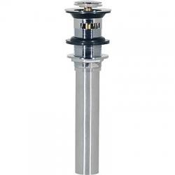 TRES - Umyvadlový ventil s přepademzátka O35mm CLICK-CLACK (03454002)