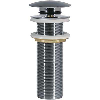 Umyvadlový ventil bez přepadu zátka O 66 mm CLICK-CLACK (13454030)