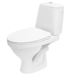 WC KOMBI EKO  zadní odpad + SEDÁTKO EKO (K07-155+K98-0036) - CERSANIT