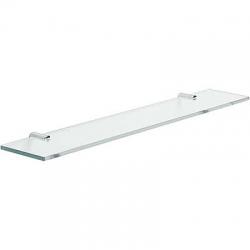 TRES - Průsvitná skleněná polička600mm. (20063606)