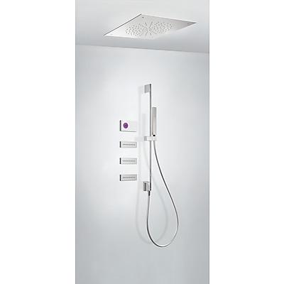 TRES - Termostatický podomítkový elektronický sprchový set SHOWERTECHNOLOGY · Včetně elektronick (09286311)