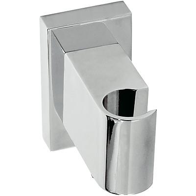 Úchyt ruční sprchy se stěnovou přípojkou vody BLOCK SYSTEM s nastavitelným výstupem pro vo (20718202)