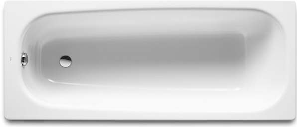 Roca Studioline Continental Litinová vana  CONTINENTA170 (A212901001) - AKCE/ROCA