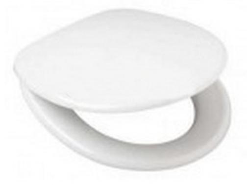 CERSANIT - WC sedátko MARKET, duroplastové antibakteriální (K98-0044)