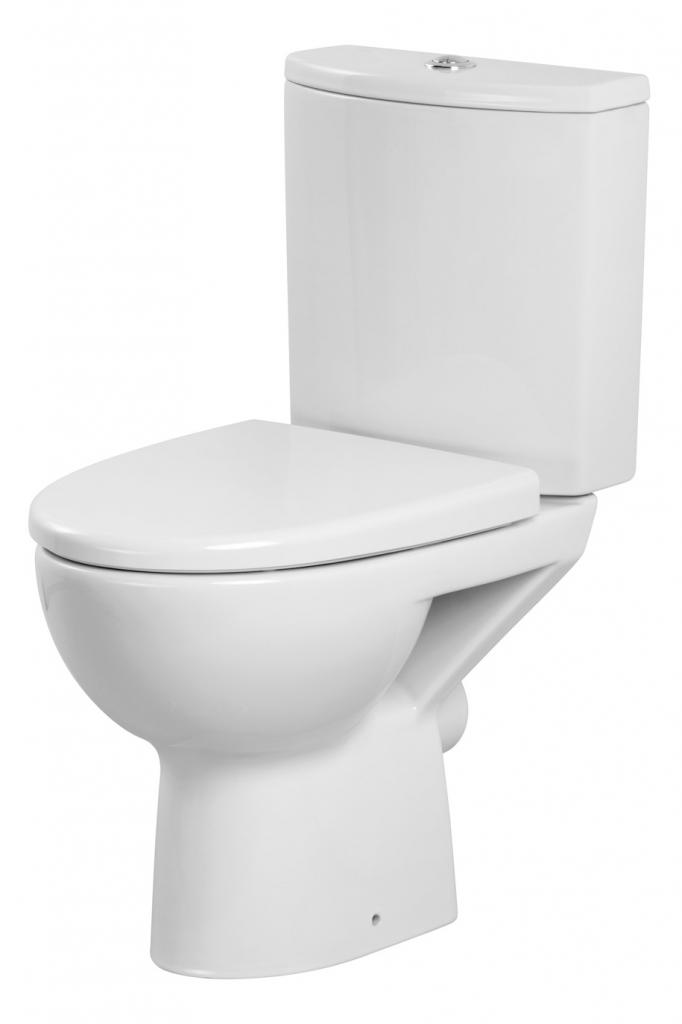 CERSANIT WC KOMBI PARVA 306 011 3/6 TOILET SEAT PARVA DUR ANTIB SC EO (K27-027 )