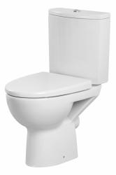 WC KOMBI PARVA 306 011 3/6 TOILET SEAT PARVA DUR ANTIB SC EO (K27-027) - CERSANIT