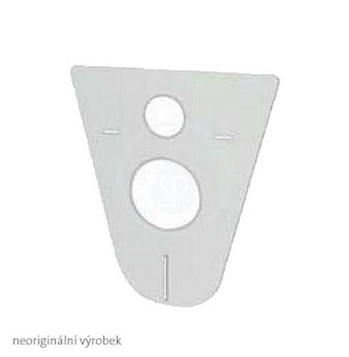 GEBERIT - Kombifix Souprava pro tlumení hluku pro závěsné WC a závěsný bidet (SP 156SET)