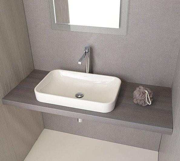AVICE deska 110x50cm, cedr tmavý (AV112VYP)
