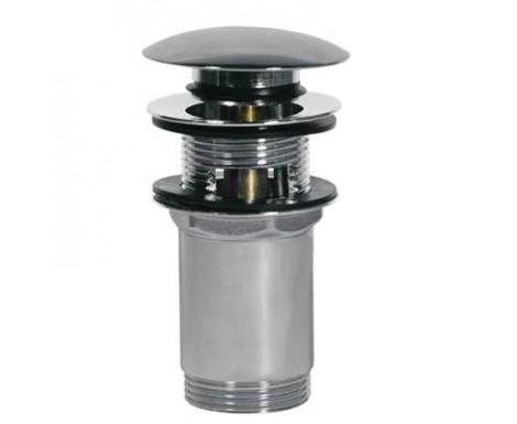TRES - Umyvadlový ventil s přepadem zátka O66mm CLICK-CLACK (13454160)
