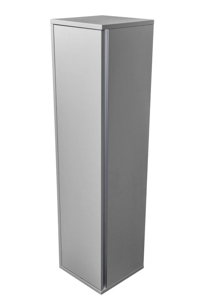 Amsterdam závěsná skříňka 1x dvířko barva světle šedá korpus korpus světle šedá šíře 30 (CA.Z1D.111.030)